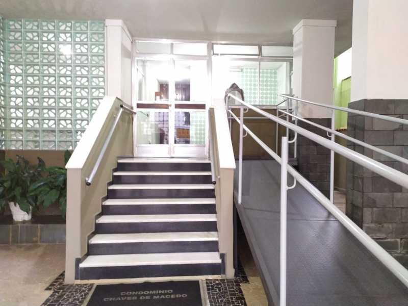 1 1entrada - Apartamento à venda Rua Angélica Mota,Olaria, Rio de Janeiro - R$ 265.000 - VPAP21770 - 1