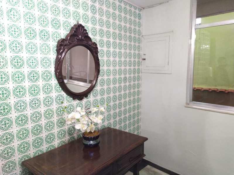 1 2portaria - Apartamento à venda Rua Angélica Mota,Olaria, Rio de Janeiro - R$ 265.000 - VPAP21770 - 3