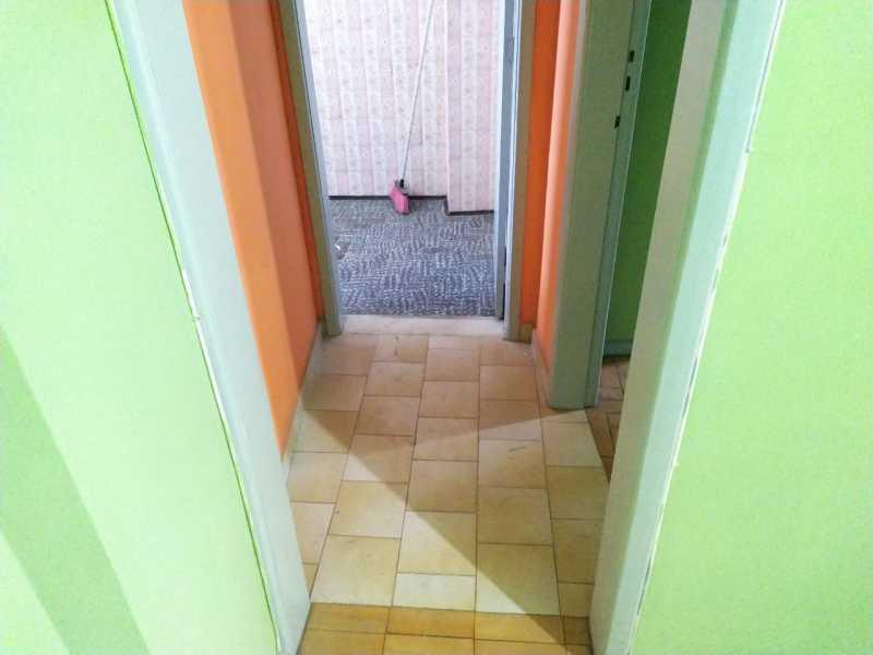 13 corredor - Apartamento à venda Rua Angélica Mota,Olaria, Rio de Janeiro - R$ 265.000 - VPAP21770 - 14