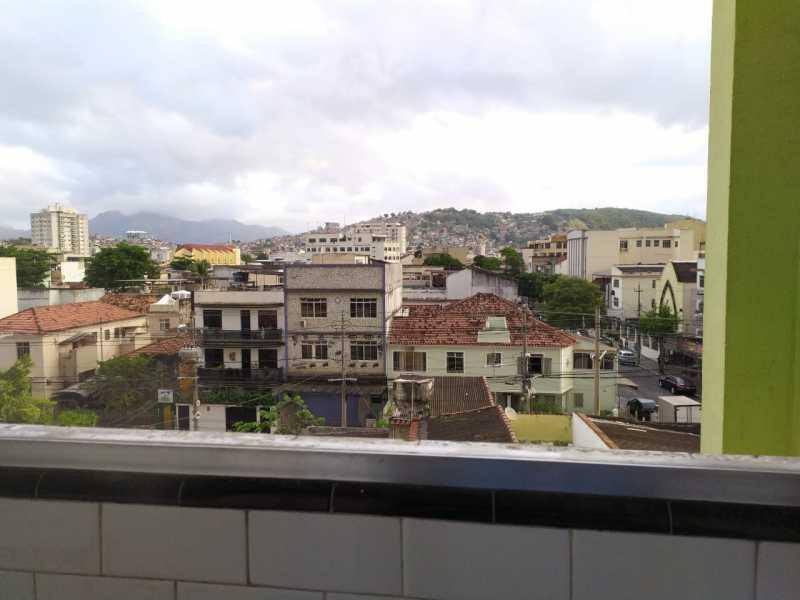 25vista da janela - Apartamento à venda Rua Angélica Mota,Olaria, Rio de Janeiro - R$ 265.000 - VPAP21770 - 25