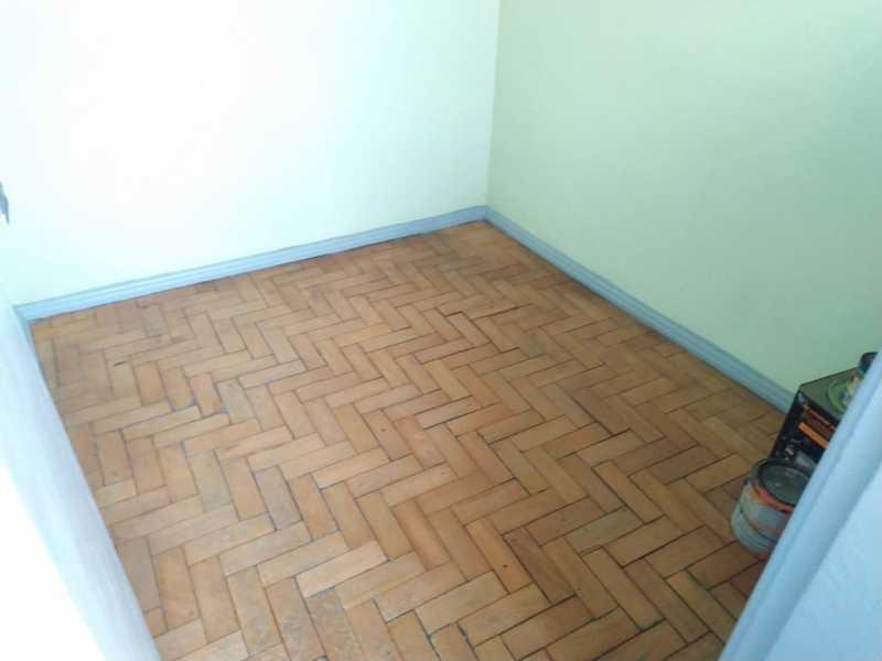 27 quarto de empregada - Apartamento à venda Rua Angélica Mota,Olaria, Rio de Janeiro - R$ 265.000 - VPAP21770 - 27