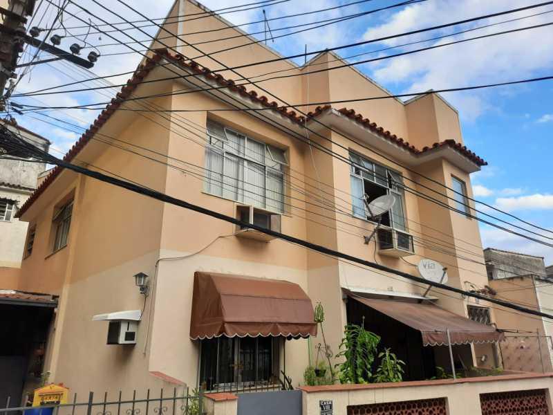 1 casa. - Apartamento à venda Rua Oliva Maia,Madureira, Rio de Janeiro - R$ 225.000 - VPAP21773 - 1