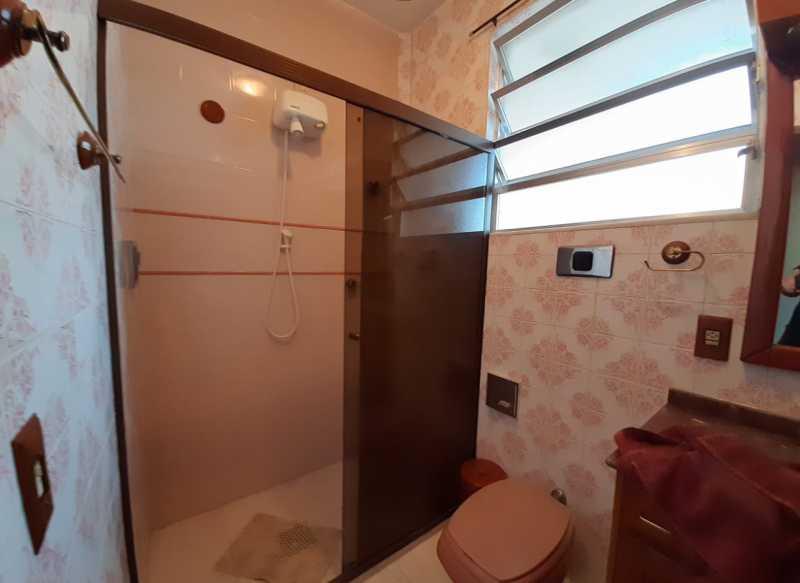 12 banheiro. - Apartamento à venda Rua Oliva Maia,Madureira, Rio de Janeiro - R$ 225.000 - VPAP21773 - 13