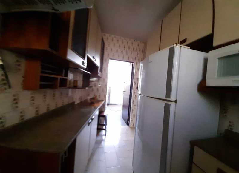 18 cozinha. - Apartamento à venda Rua Oliva Maia,Madureira, Rio de Janeiro - R$ 225.000 - VPAP21773 - 19