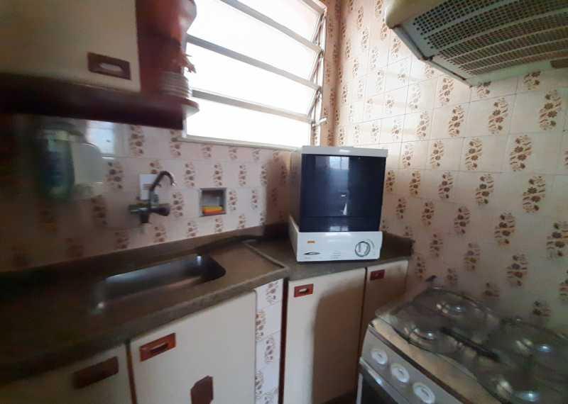 19 cozinha. - Apartamento à venda Rua Oliva Maia,Madureira, Rio de Janeiro - R$ 225.000 - VPAP21773 - 20