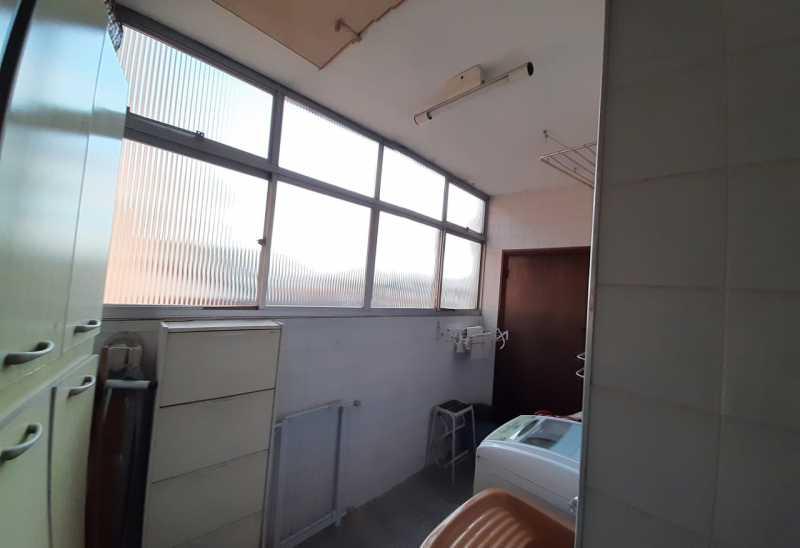 22 area de serviço. - Apartamento à venda Rua Oliva Maia,Madureira, Rio de Janeiro - R$ 225.000 - VPAP21773 - 23