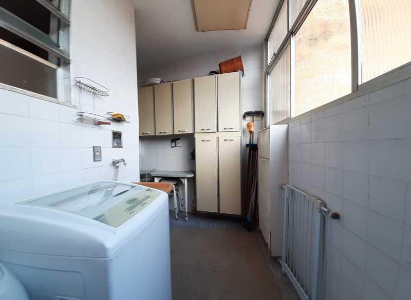 23 area de serviço. - Apartamento à venda Rua Oliva Maia,Madureira, Rio de Janeiro - R$ 225.000 - VPAP21773 - 24