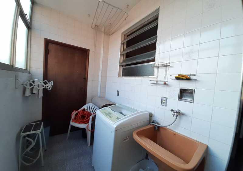 24 area de serviço. - Apartamento à venda Rua Oliva Maia,Madureira, Rio de Janeiro - R$ 225.000 - VPAP21773 - 25