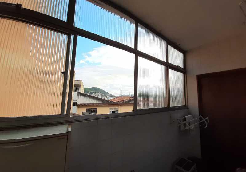 25 area de serviço. - Apartamento à venda Rua Oliva Maia,Madureira, Rio de Janeiro - R$ 225.000 - VPAP21773 - 26