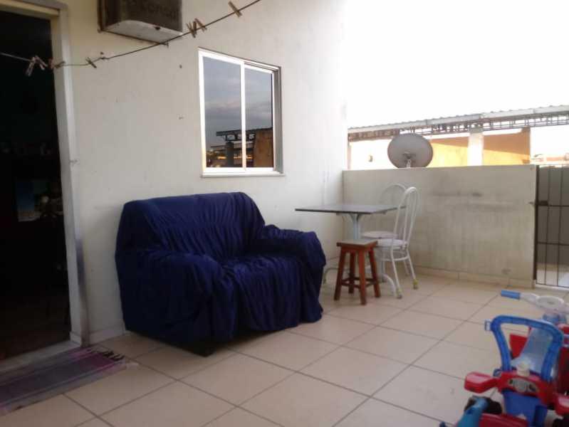 14 - Casa em Condomínio à venda Rua Piratuba,Rocha Miranda, Rio de Janeiro - R$ 250.000 - VPCN20037 - 15