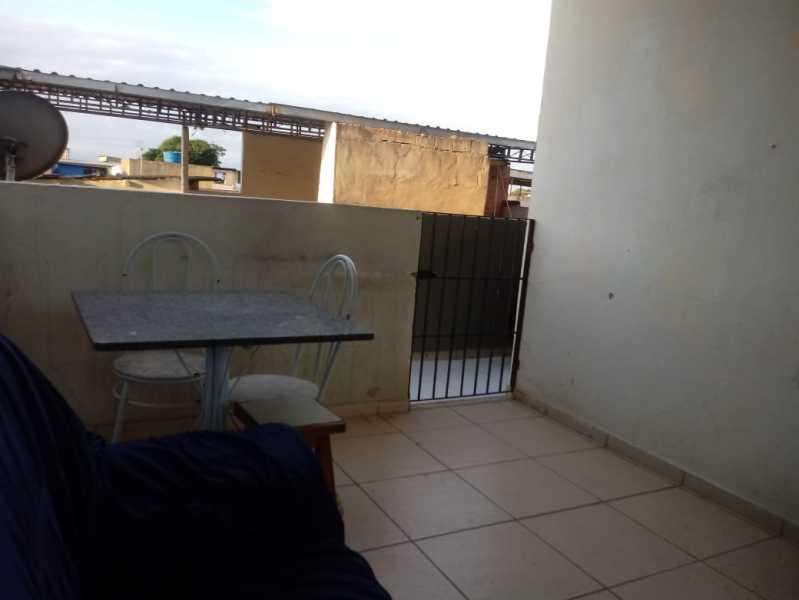 13 - Casa em Condomínio à venda Rua Piratuba,Rocha Miranda, Rio de Janeiro - R$ 250.000 - VPCN20037 - 14