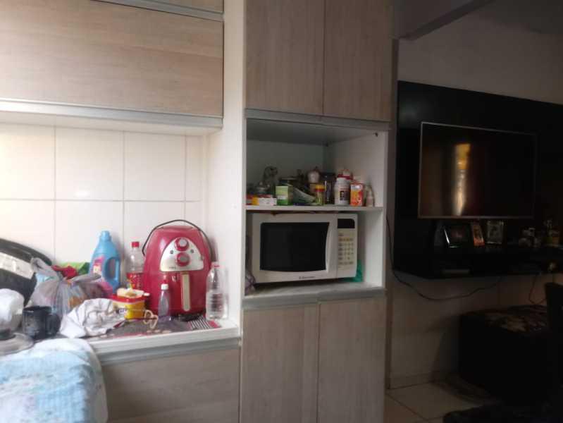 06 - Casa em Condomínio à venda Rua Piratuba,Rocha Miranda, Rio de Janeiro - R$ 250.000 - VPCN20037 - 7