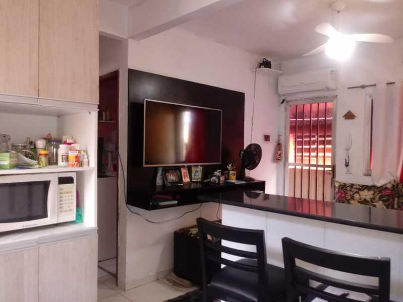 04 - Casa em Condomínio à venda Rua Piratuba,Rocha Miranda, Rio de Janeiro - R$ 250.000 - VPCN20037 - 5
