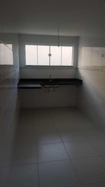 Cozinha. - Casa 3 quartos à venda Tanque, Rio de Janeiro - R$ 395.000 - VPCA30252 - 10