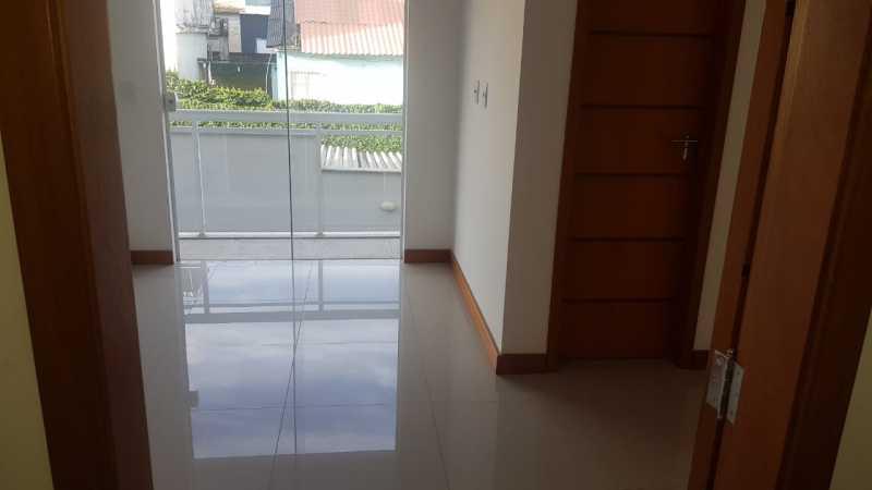 Quarto suite Varanda - Casa 3 quartos à venda Tanque, Rio de Janeiro - R$ 395.000 - VPCA30252 - 7