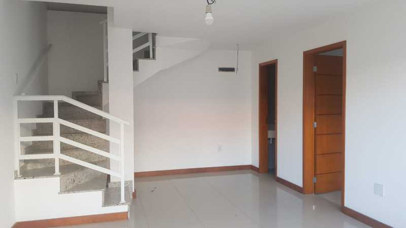 Sala ambiente... - Casa 3 quartos à venda Tanque, Rio de Janeiro - R$ 395.000 - VPCA30252 - 3