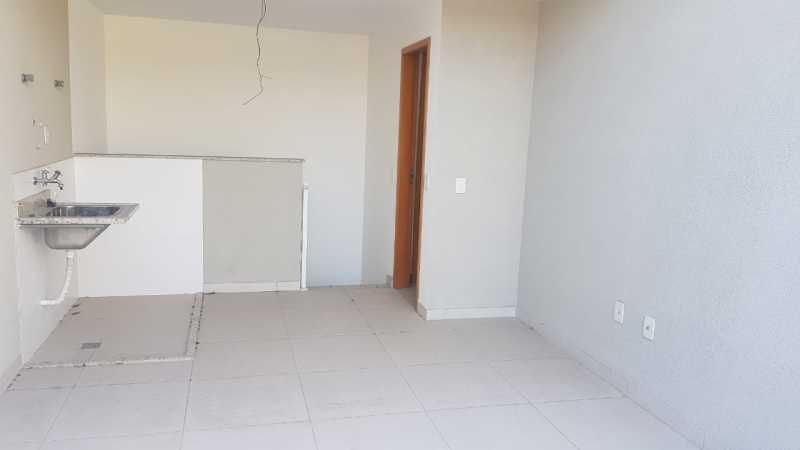 Cozinha .. - Casa à venda Rua Manuel Vieira,Tanque, Rio de Janeiro - R$ 395.000 - VPCA30254 - 8