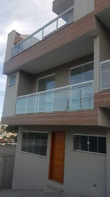 Frente Casa - Casa à venda Rua Manuel Vieira,Tanque, Rio de Janeiro - R$ 395.000 - VPCA30254 - 14