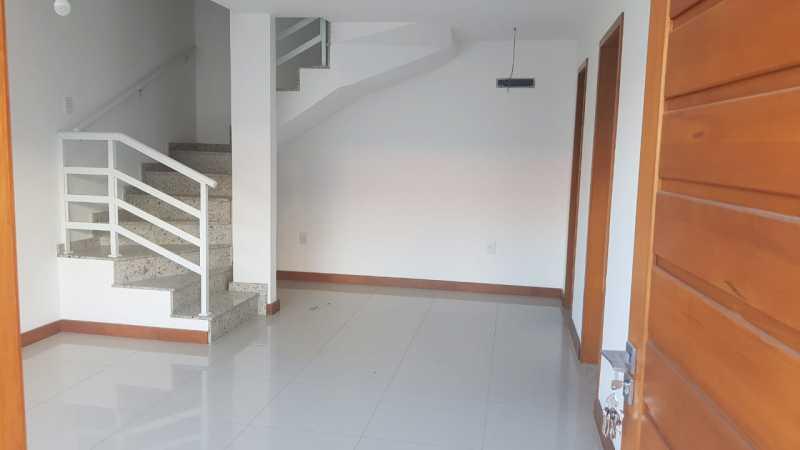 Sala ambiente - Casa à venda Rua Manuel Vieira,Tanque, Rio de Janeiro - R$ 395.000 - VPCA30254 - 4