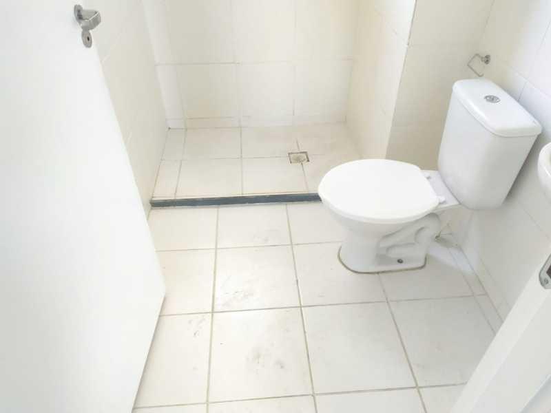 Banheiro.... - Apartamento 2 quartos à venda Bonsucesso, Rio de Janeiro - R$ 175.000 - VPAP21776 - 11