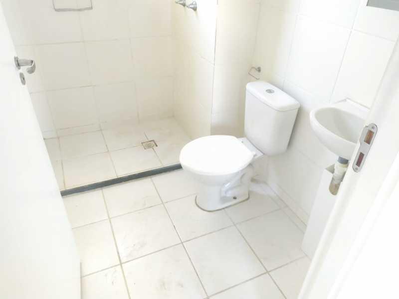 Banheiro.. - Apartamento 2 quartos à venda Bonsucesso, Rio de Janeiro - R$ 175.000 - VPAP21776 - 13