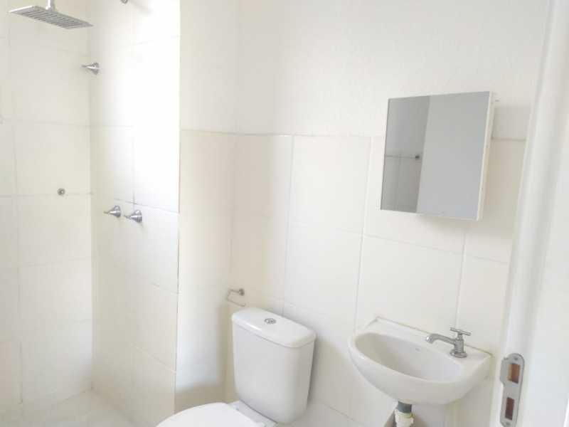 Banheiro. - Apartamento 2 quartos à venda Bonsucesso, Rio de Janeiro - R$ 175.000 - VPAP21776 - 12