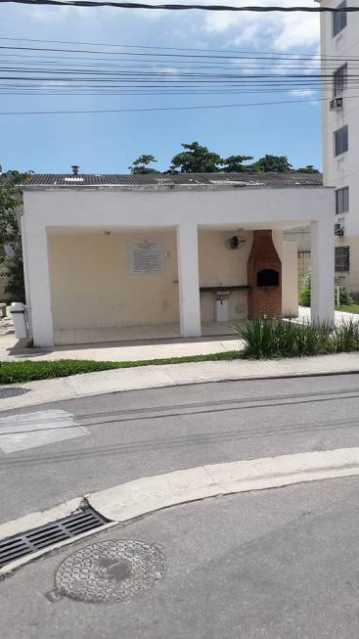 Churrasqueira - Apartamento 2 quartos à venda Bonsucesso, Rio de Janeiro - R$ 175.000 - VPAP21776 - 21