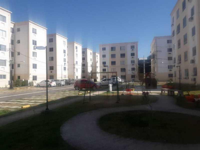Condominio interno - Apartamento 2 quartos à venda Bonsucesso, Rio de Janeiro - R$ 175.000 - VPAP21776 - 3