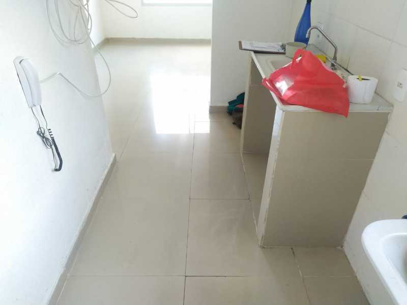Cozinha. - Apartamento 2 quartos à venda Bonsucesso, Rio de Janeiro - R$ 175.000 - VPAP21776 - 18