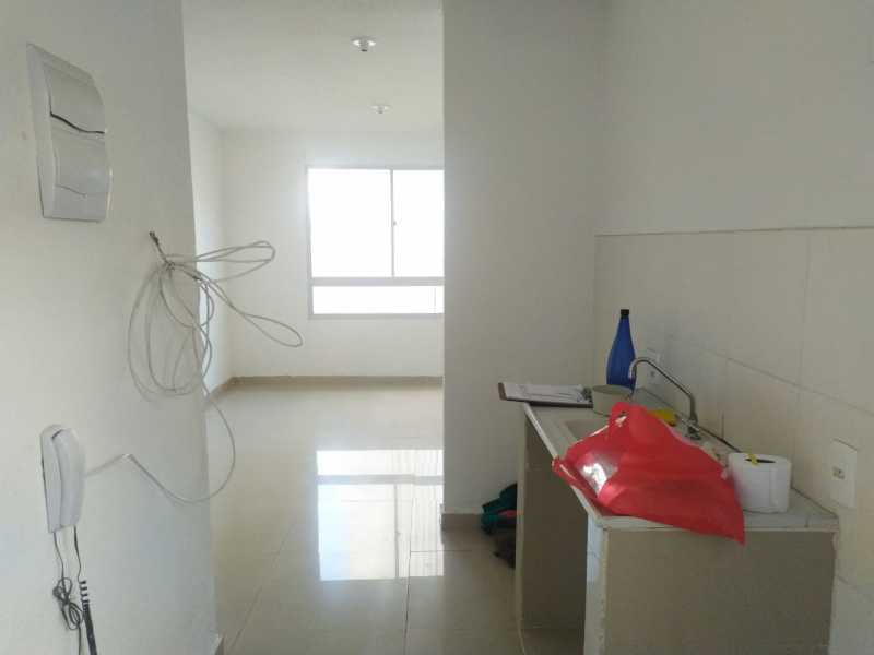 Cozinha - Apartamento 2 quartos à venda Bonsucesso, Rio de Janeiro - R$ 175.000 - VPAP21776 - 19