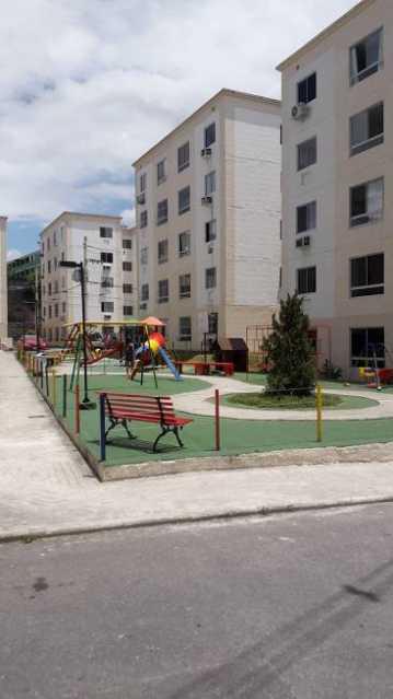 Parquinho infantil - Apartamento 2 quartos à venda Bonsucesso, Rio de Janeiro - R$ 175.000 - VPAP21776 - 23