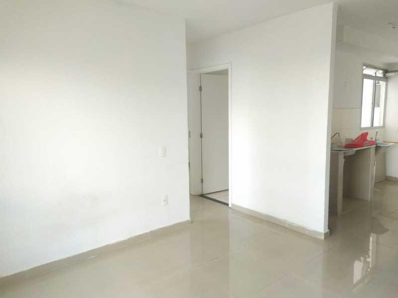 Sala. - Apartamento 2 quartos à venda Bonsucesso, Rio de Janeiro - R$ 175.000 - VPAP21776 - 6