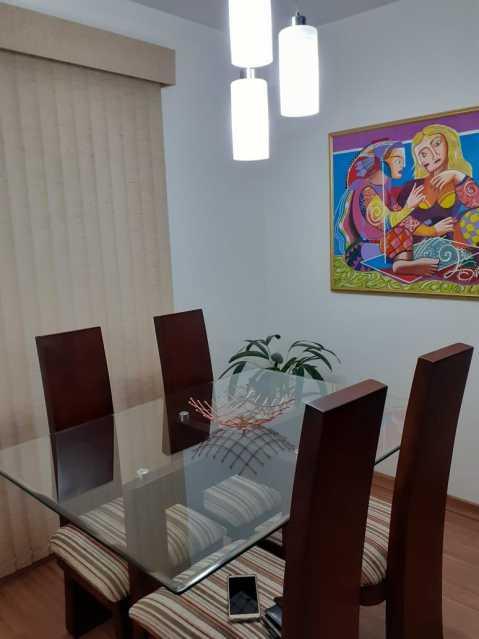1- Sala ambiente - Apartamento à venda Rua Patagônia,Penha, Rio de Janeiro - R$ 290.000 - VPAP21777 - 1