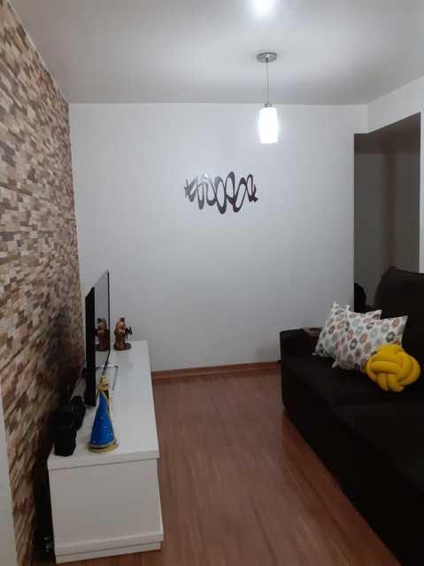 2- Sala ambiente - Apartamento à venda Rua Patagônia,Penha, Rio de Janeiro - R$ 290.000 - VPAP21777 - 3