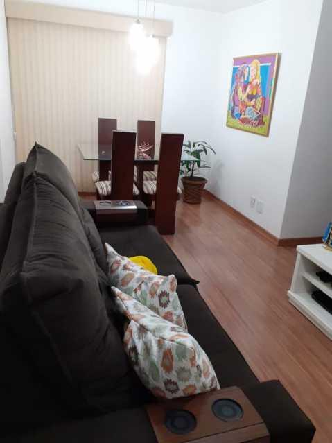 3- Sala ambiente - Apartamento à venda Rua Patagônia,Penha, Rio de Janeiro - R$ 290.000 - VPAP21777 - 4