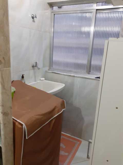 Area serviço - Apartamento à venda Rua Patagônia,Penha, Rio de Janeiro - R$ 290.000 - VPAP21777 - 17