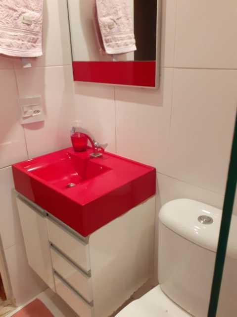 Banheiro social ... - Apartamento à venda Rua Patagônia,Penha, Rio de Janeiro - R$ 290.000 - VPAP21777 - 16