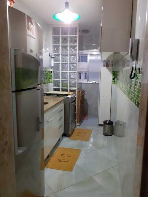 Cozinha com armários - Apartamento à venda Rua Patagônia,Penha, Rio de Janeiro - R$ 290.000 - VPAP21777 - 14