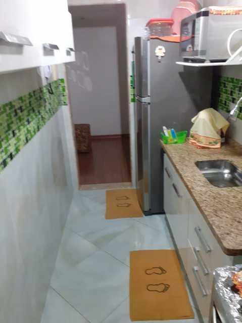 Cozinha corredor - Apartamento à venda Rua Patagônia,Penha, Rio de Janeiro - R$ 290.000 - VPAP21777 - 15