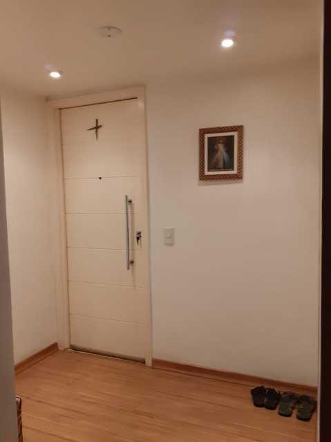 Entrada social - Apartamento à venda Rua Patagônia,Penha, Rio de Janeiro - R$ 290.000 - VPAP21777 - 10