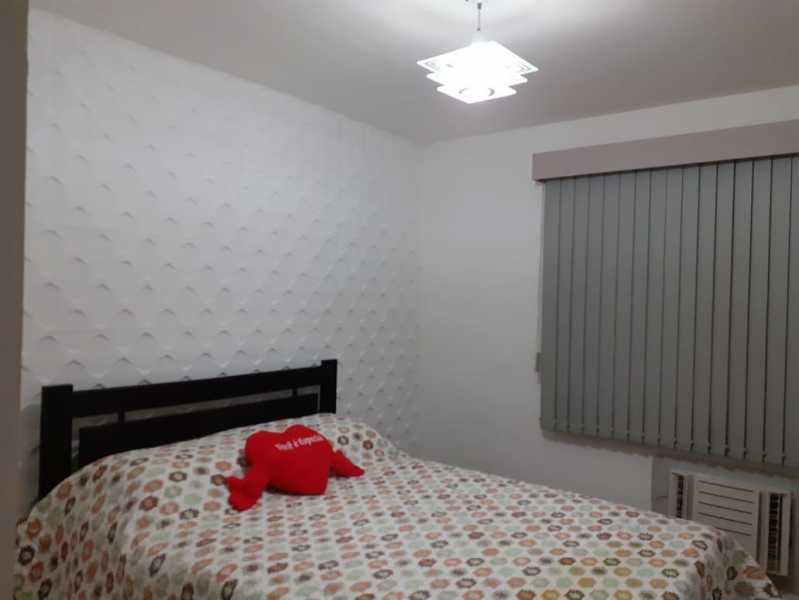 Quarto Casal 1 - Apartamento à venda Rua Patagônia,Penha, Rio de Janeiro - R$ 290.000 - VPAP21777 - 7