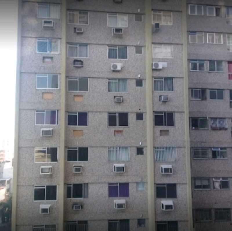 Vista Externa Prédio - Apartamento à venda Rua Patagônia,Penha, Rio de Janeiro - R$ 290.000 - VPAP21777 - 23
