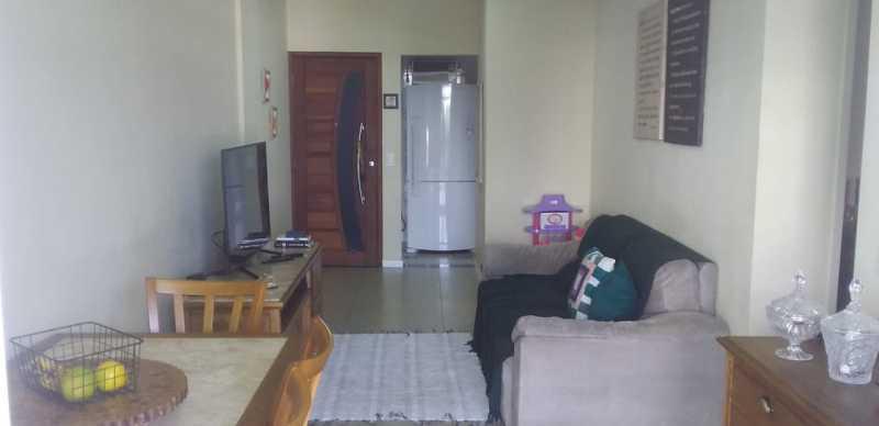 01 - Sala - Apartamento 2 quartos à venda Praça Seca, Rio de Janeiro - R$ 220.000 - VPAP21780 - 1