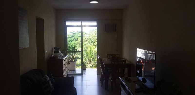 02 - Sala - Apartamento 2 quartos à venda Praça Seca, Rio de Janeiro - R$ 220.000 - VPAP21780 - 3