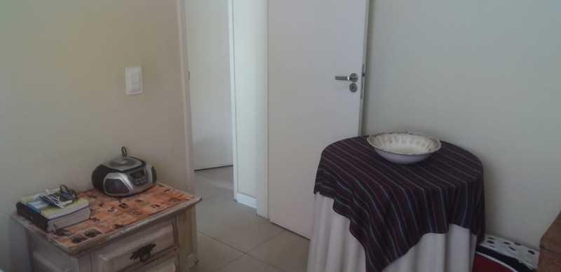 10 - Quarto Solteiro - Apartamento 2 quartos à venda Praça Seca, Rio de Janeiro - R$ 220.000 - VPAP21780 - 11