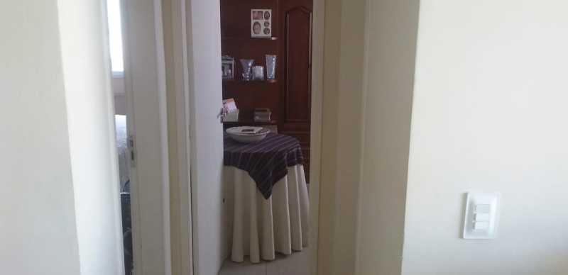 11 - Circulação - Apartamento 2 quartos à venda Praça Seca, Rio de Janeiro - R$ 220.000 - VPAP21780 - 12