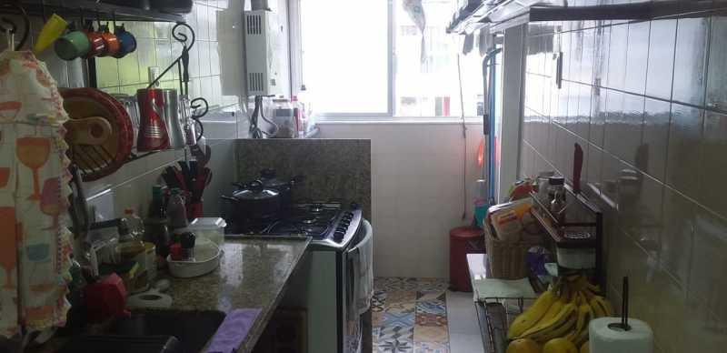 12 - Cozinha - Apartamento 2 quartos à venda Praça Seca, Rio de Janeiro - R$ 220.000 - VPAP21780 - 13