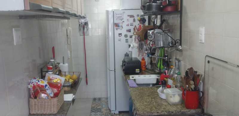 13 - Cozinha - Apartamento 2 quartos à venda Praça Seca, Rio de Janeiro - R$ 220.000 - VPAP21780 - 14