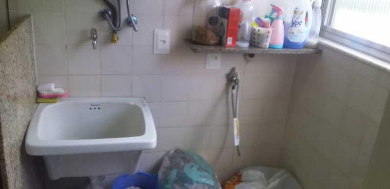 14 - Área - Apartamento 2 quartos à venda Praça Seca, Rio de Janeiro - R$ 220.000 - VPAP21780 - 15
