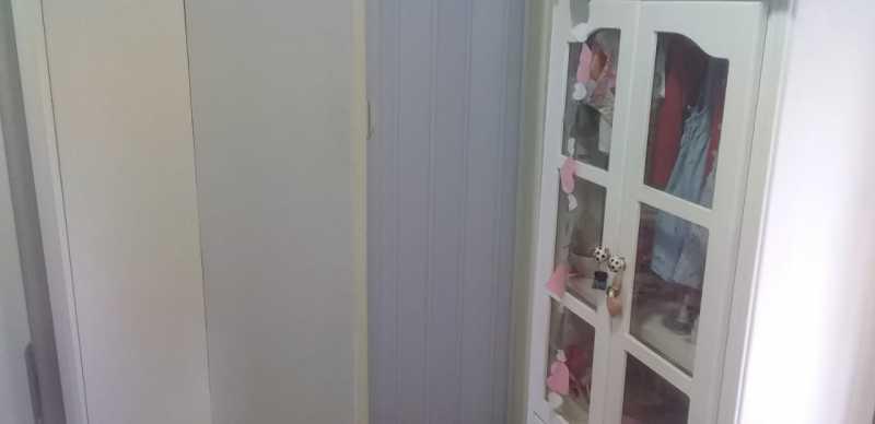 18 - Dependência Empregada - Apartamento 2 quartos à venda Praça Seca, Rio de Janeiro - R$ 220.000 - VPAP21780 - 19